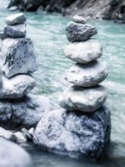 Stablede steiner