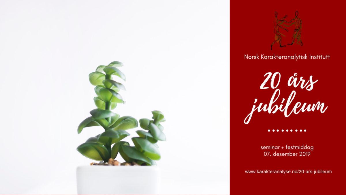 NKI - 20 års jubileum