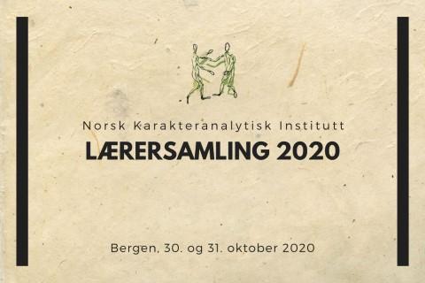 Lærersamling 2020